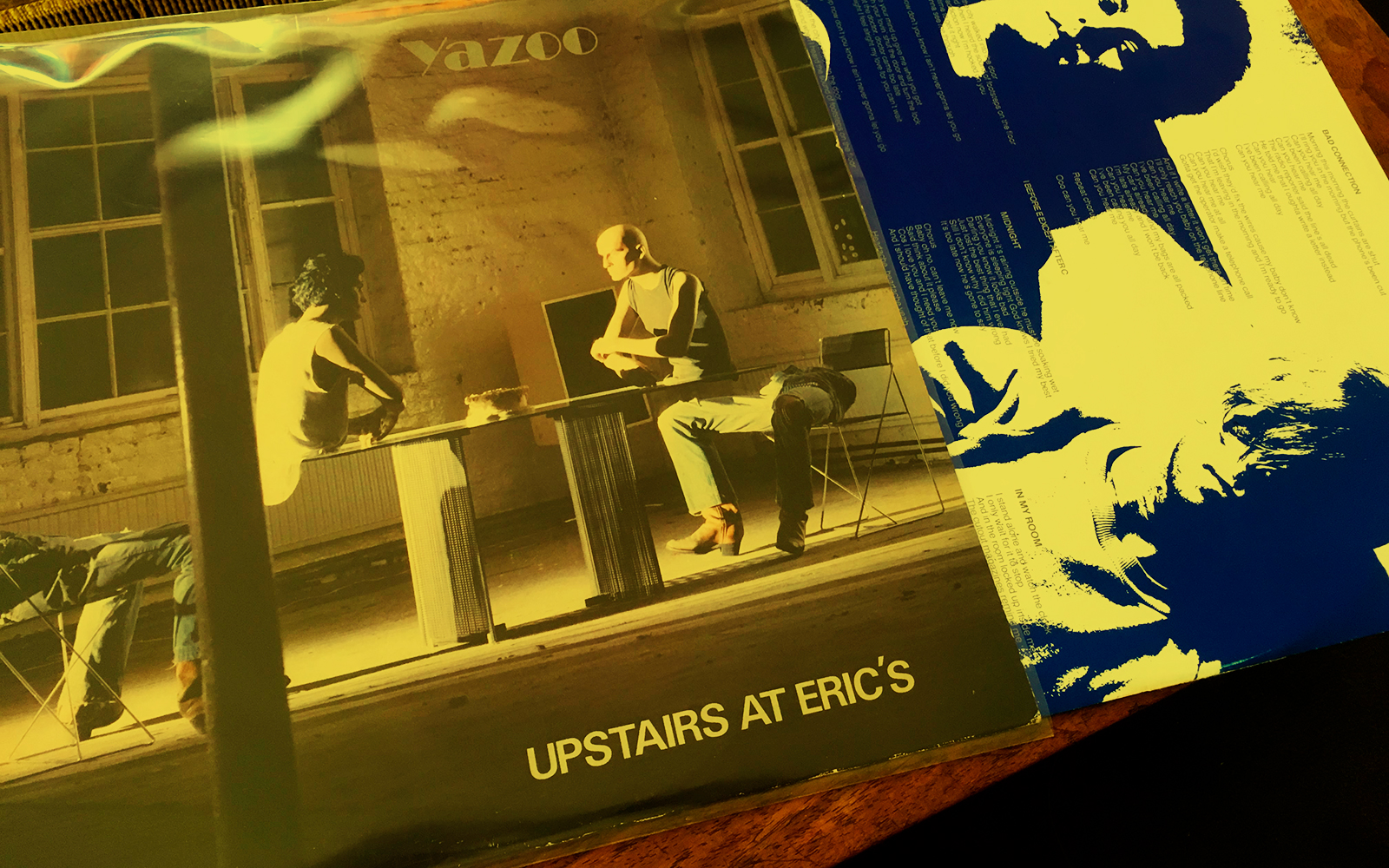 Synthesizer Soul: Yazoo's Upstairs At Eric's 30 Years On