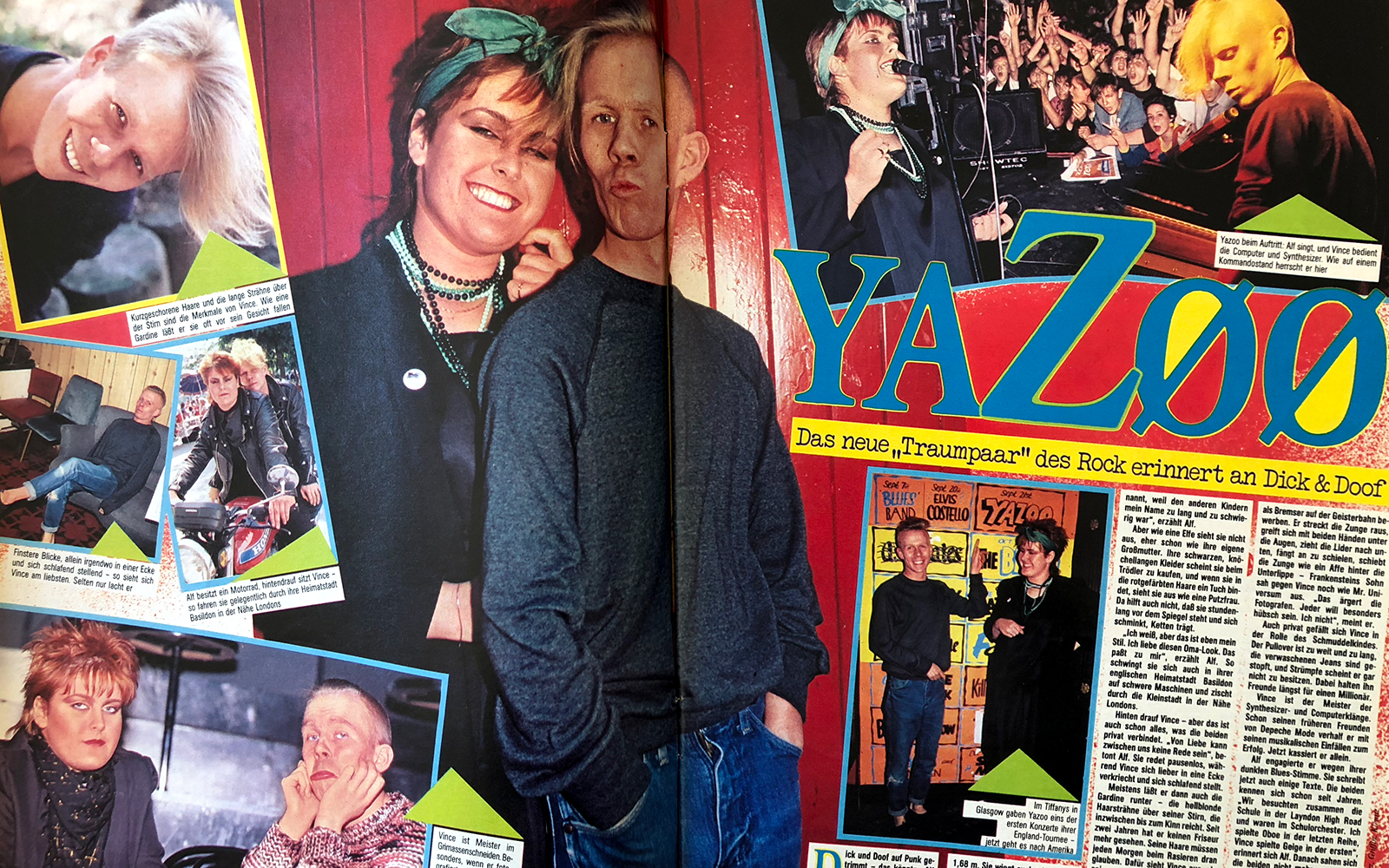 Yazoo - The Synth Clowns