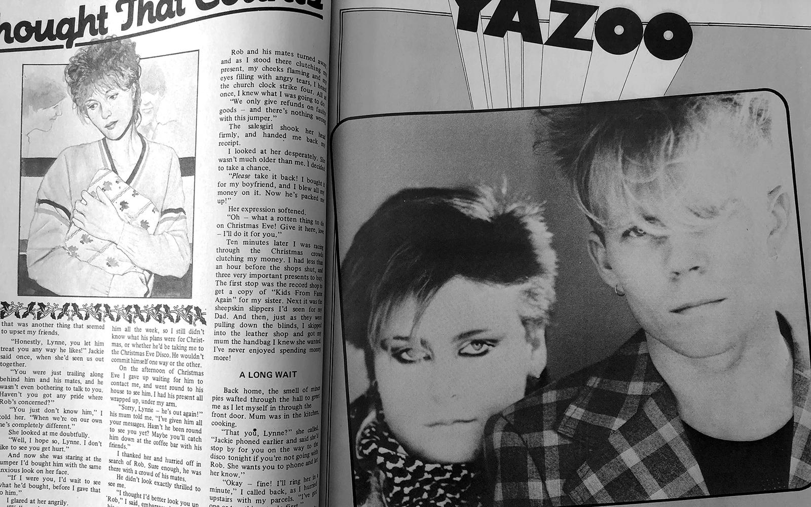 Yazoo (Kim magazine)