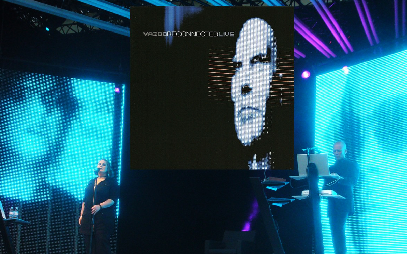 Reconnected Live coming on vinyl